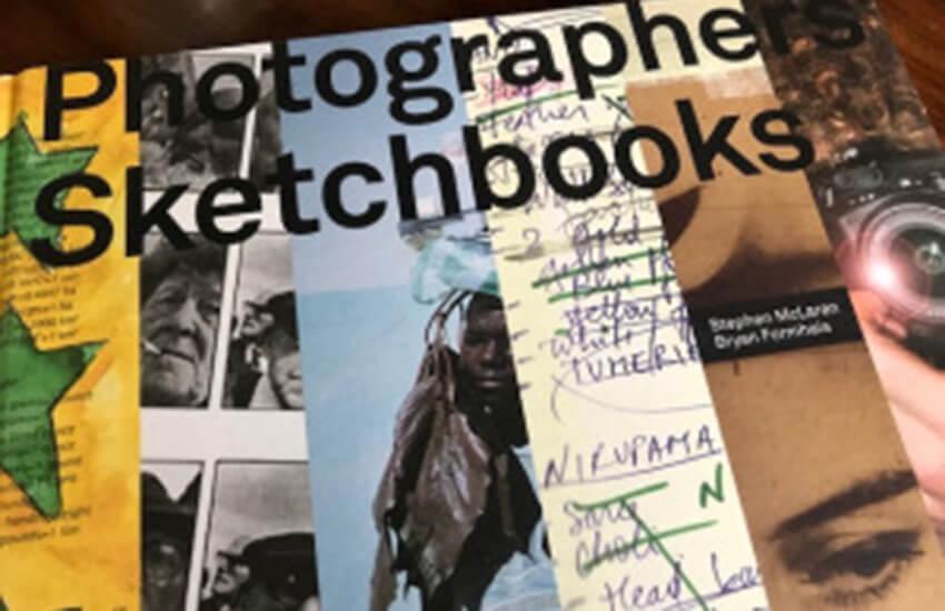 Starting my Photographers' Sketchbook (Week 2)