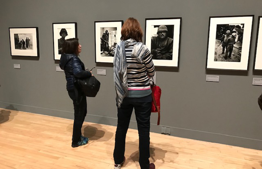 Visiting the Don McCullin Exhibition at Tate Britain (Week 10)