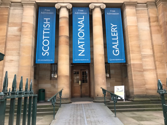 The Scottish National Gallery (Week 23)