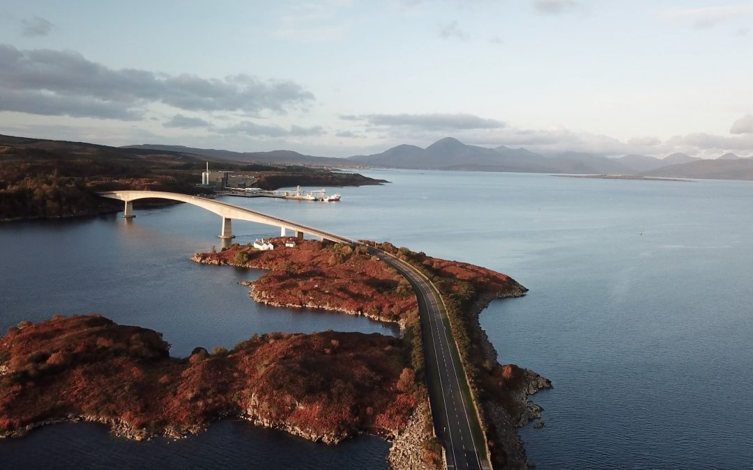 In Search of the Ephemeral Hiddenness of Skye – Making a Film about my Work