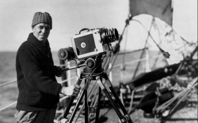 Frank Hurley's Diaries – 1912-1941