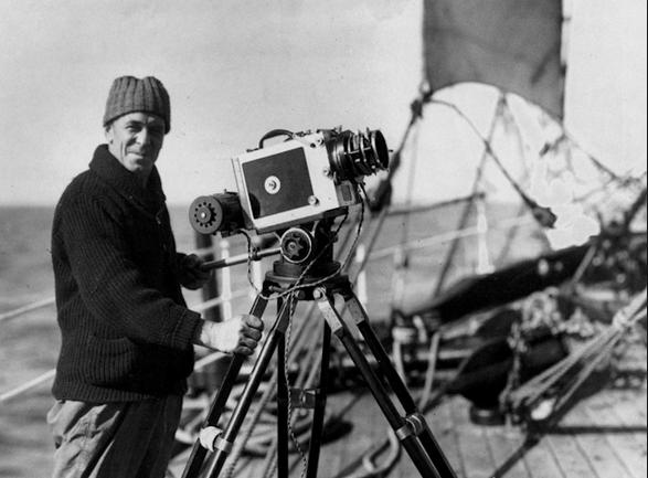 Frank Hurley's Diaries – 1912-1941