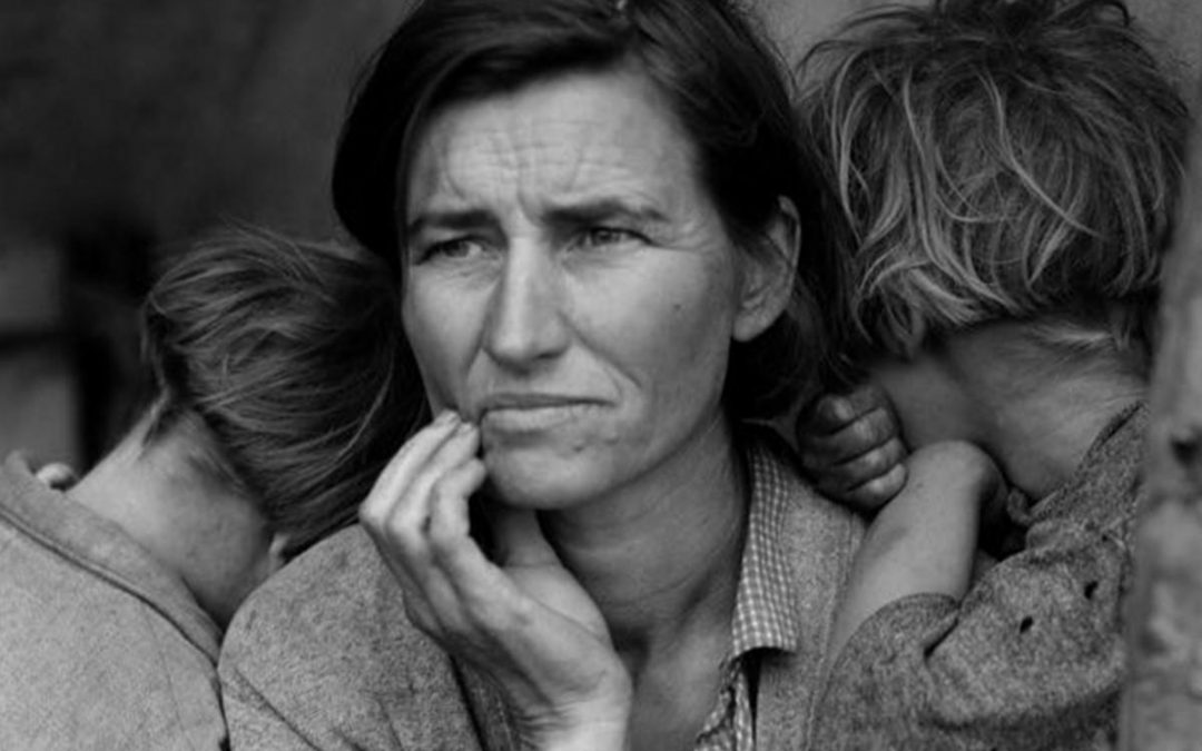 """Revisiting Dorothea Lange's """"Migrant Mother"""""""