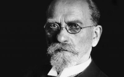 Photography – a Philosophical Dimension – Edmund Husserl