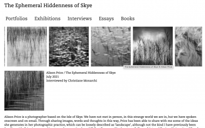 Interview Published in Photomonitor